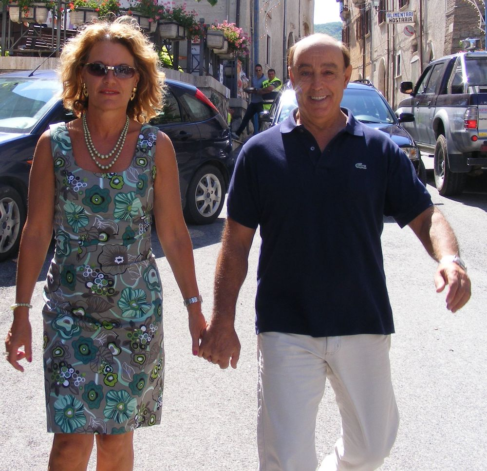 Patrizia and Luciano