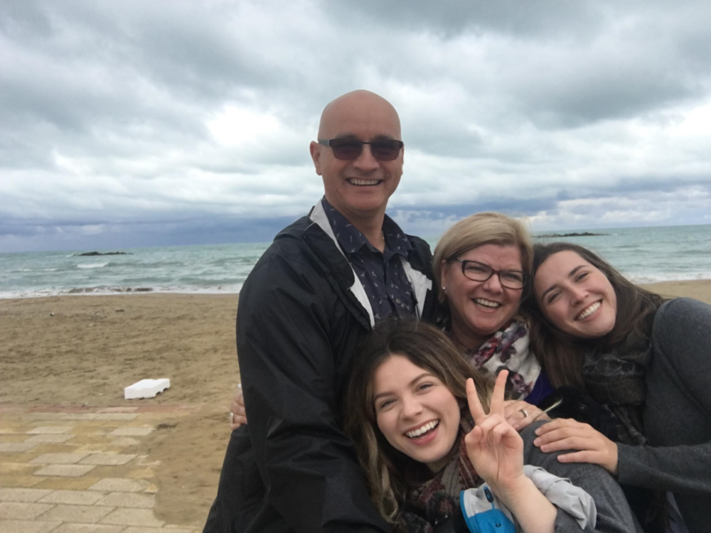 Abruzzo is gorgeous! It's our favourite place in Italy! Rome, Florence , Venice fill your eyes and brain with Art and Culture. Abruzzo fills your heart and soul. Laurie Bednarek and family.