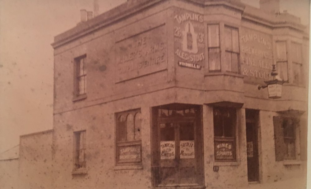 Setting Sun known as Millers Arms Approx 1930