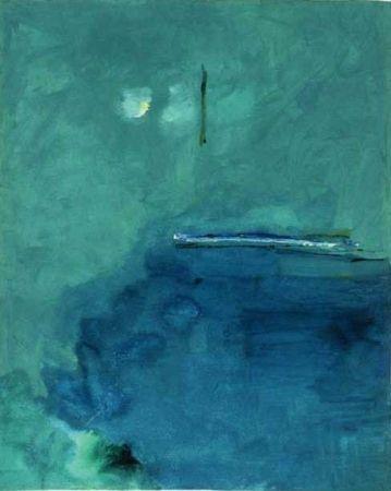 Contentment Island, 2004 by Helen Frankenthaler