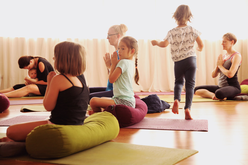 Mindfulness workshops  for children and adults    -