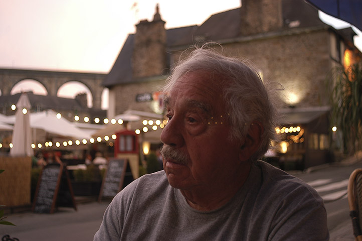 Dinan, Francia, 2005. Foto: Leonardo Antoniadis.