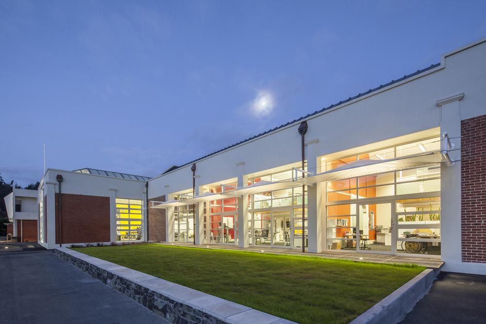 DCC Sargood Centre