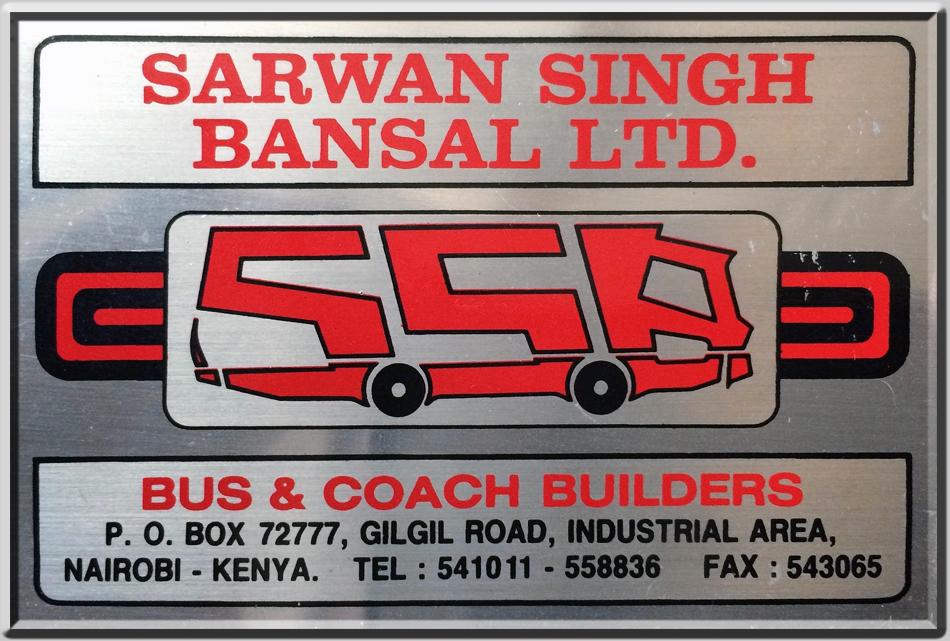 Circa 19    80's-Sarwan Singh Bansal ltd details