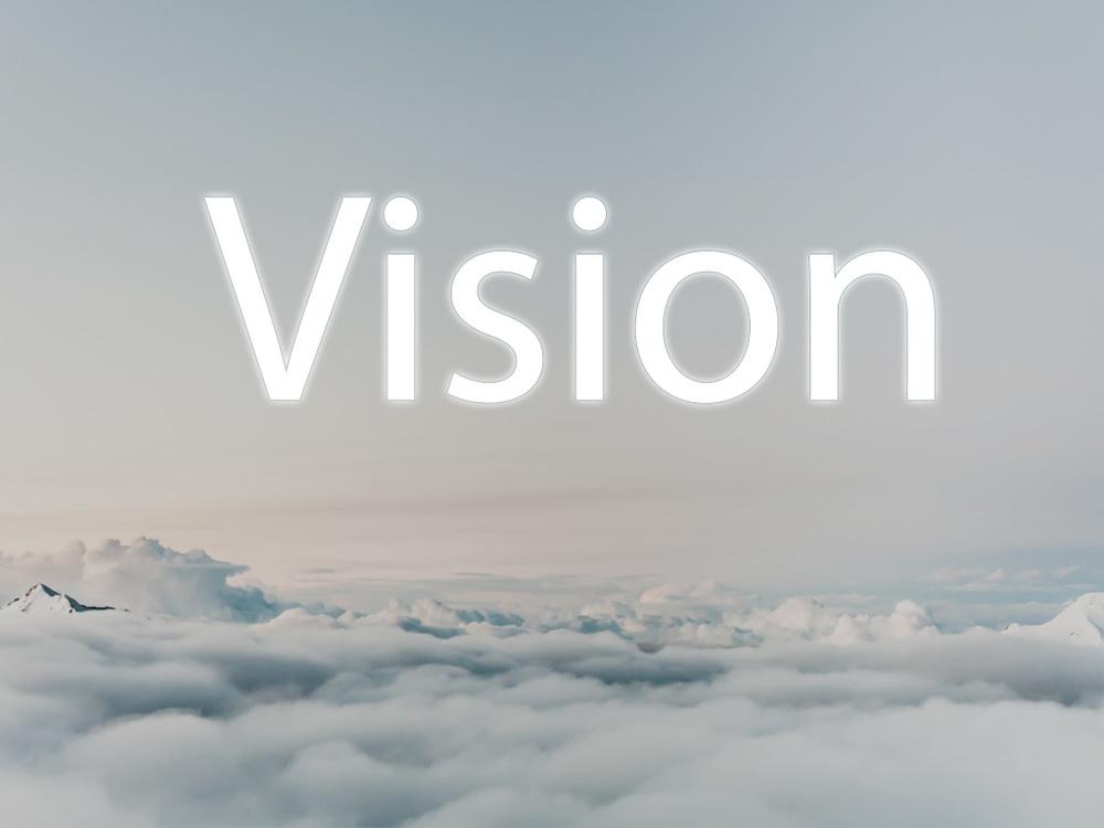 Vision  May, 2015