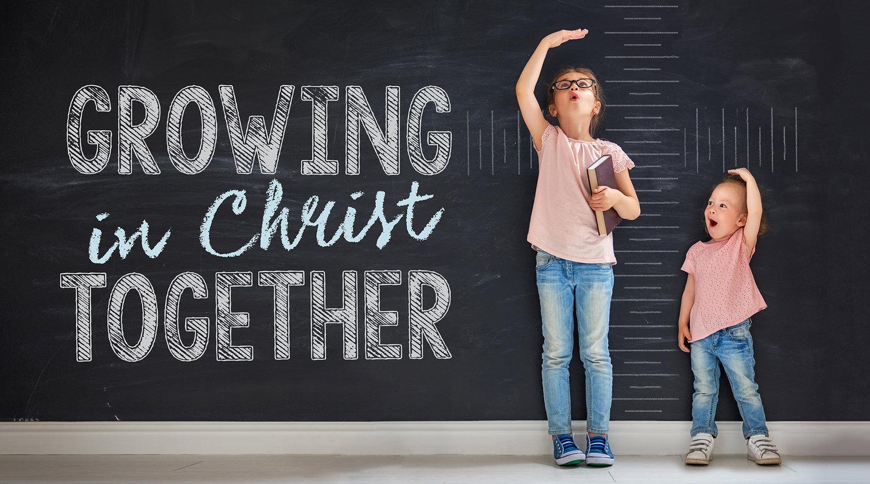 growing in christ together oak ridge community church