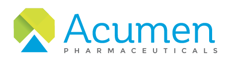 Acumen Pharmaceuticals, Inc.