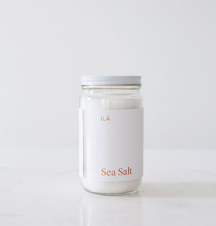Sonoma Sea Salt Our Sonoma Sea Salt is naturally harvested by solar evaporation from the clean waters of the Pacific Ocean. Crisp, pure, and mellow in taste, the small crystals are free of additives.