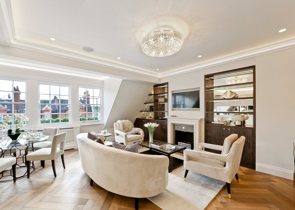 Elegant Sloane Square Loft