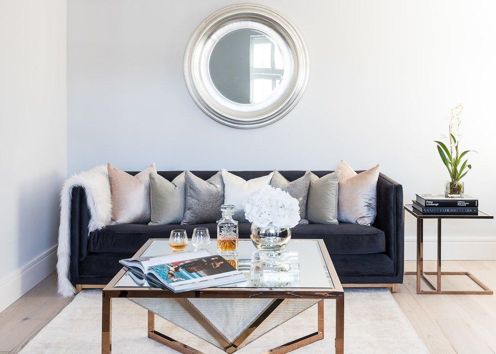 Contemporary Kensington Penthouse