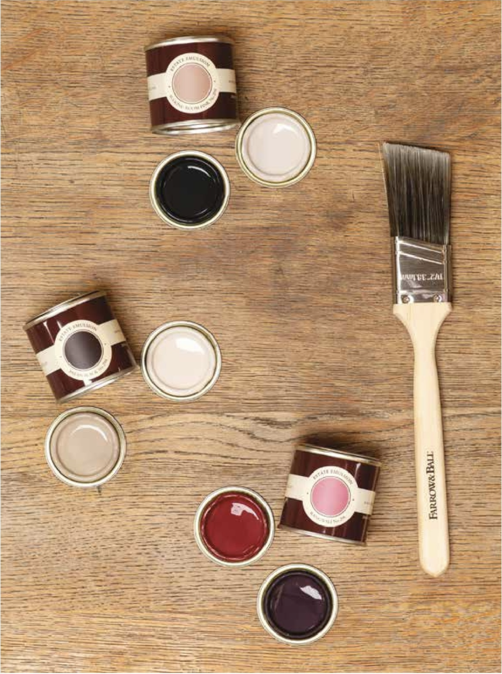 The much anticipated collection of new colours from Farrow and Ball are finally releasedfor us to marvel at! - Picture by Farrow And Ball
