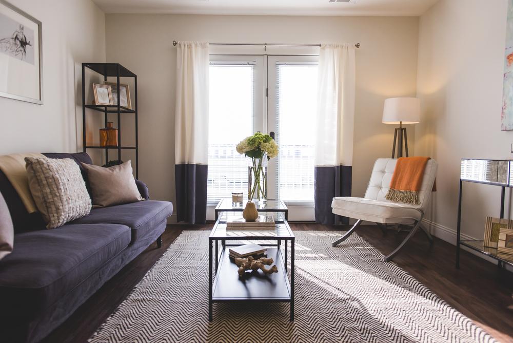 Stylish, New Residences