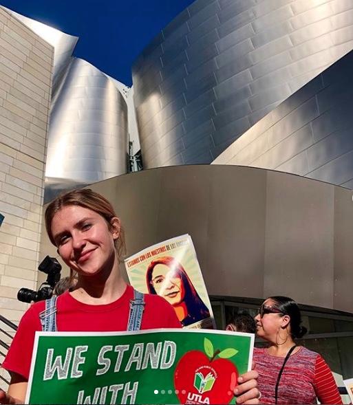 LA Teacher's Strike