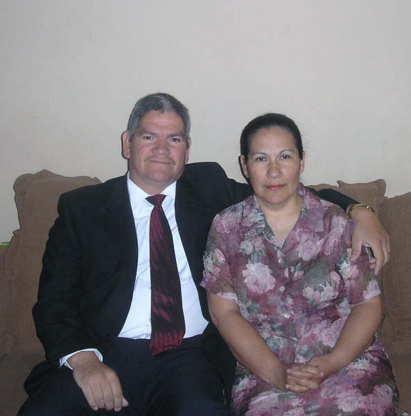 Paco & Consuelo Cuellar Partnership Mexico Serving in Torreon, Mexico