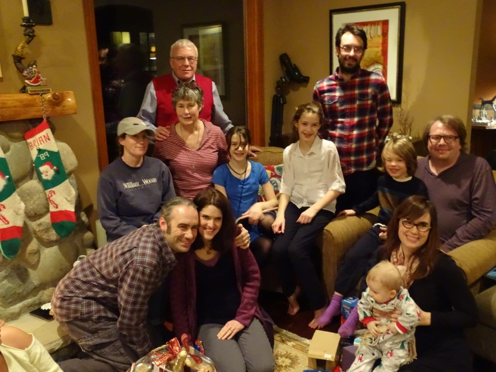 Happy Holidays from David Johnson — Cooperative Learning Institute