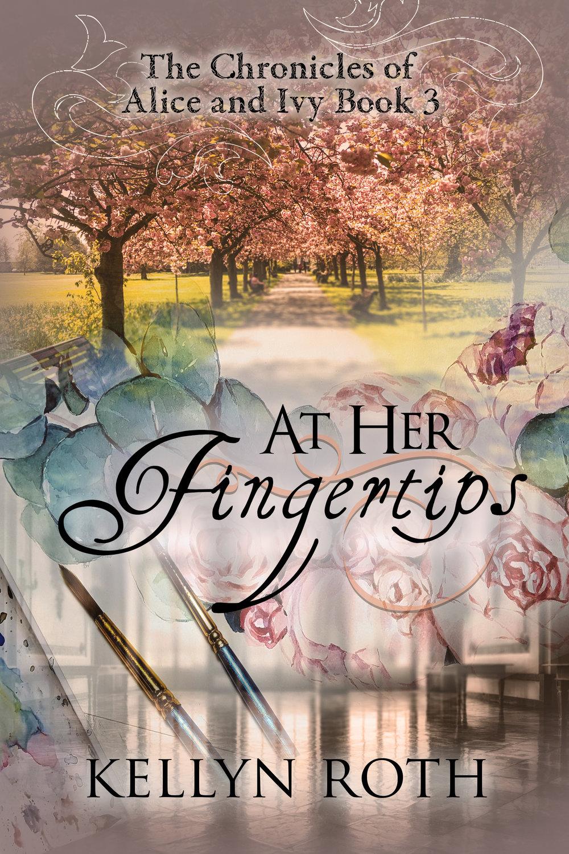 At Her Fingertips, front cover.jpg
