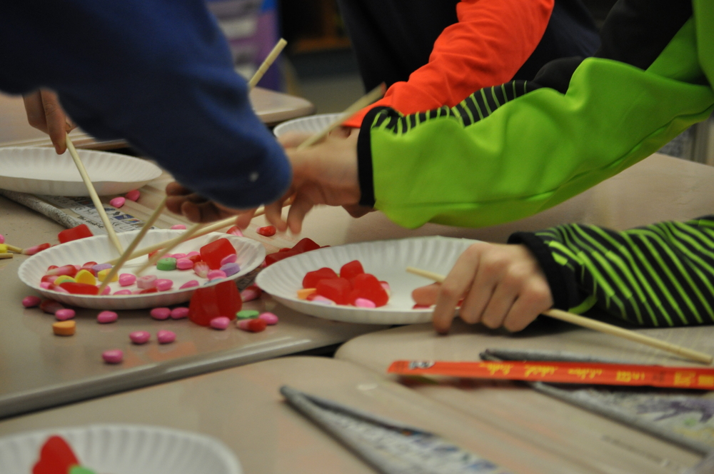 Valentine's Party - Class Activity