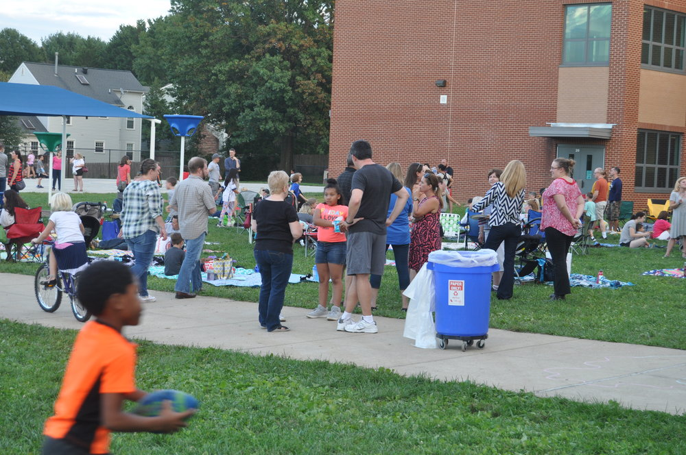 Back to School Picnic 2017