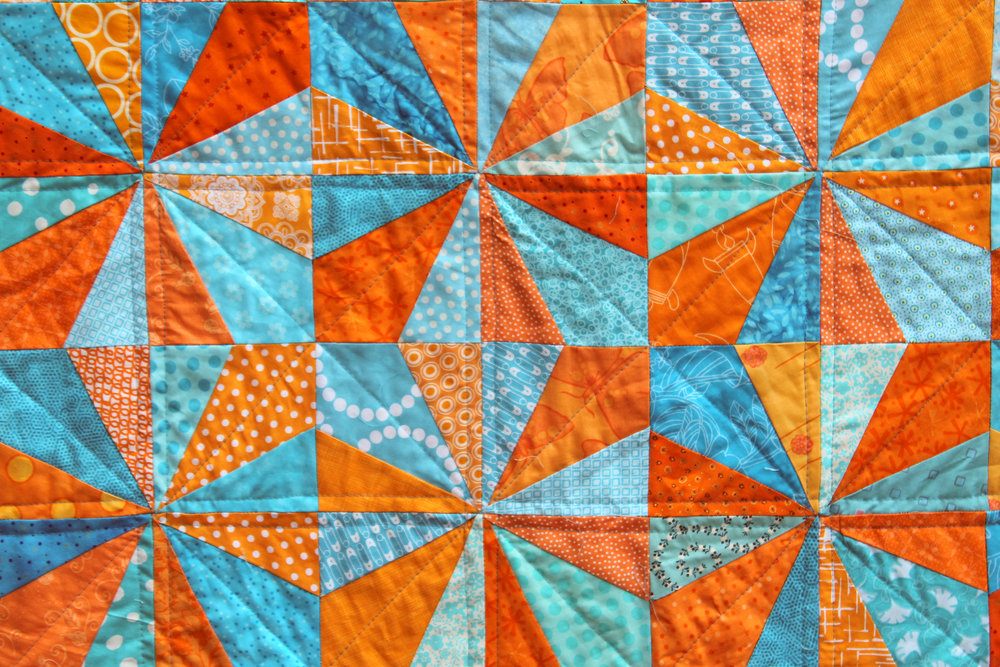 "Quilt Ministry - A group of ladies that work together to create ""prayer quilts"" to wrap those in need up in prayer. If you would like additional information, contact the church office."