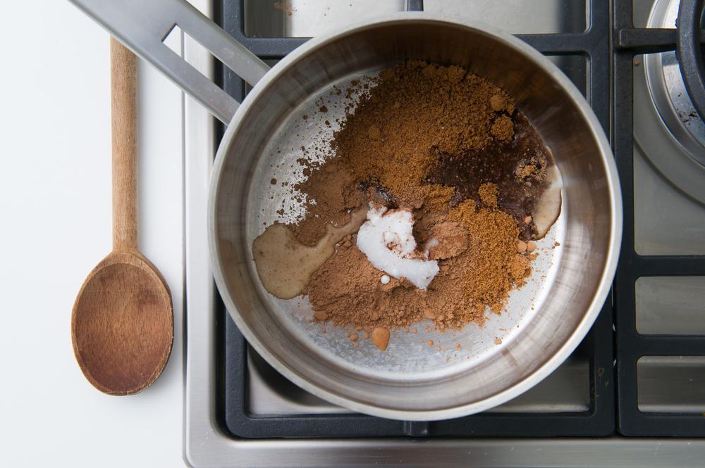 Dairy & Gluten free Chocolate Hedgehogs. Vegan.