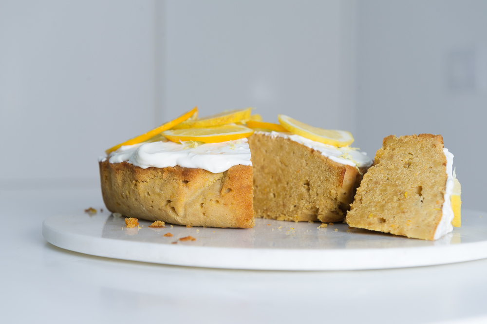 Gluten free Citrus and Olive Oil Cake