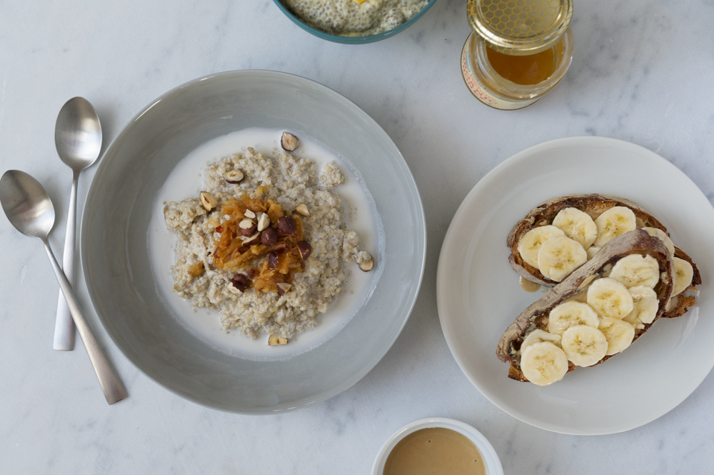 Apple, Cinnamon and Vanilla Quinoa Porridge