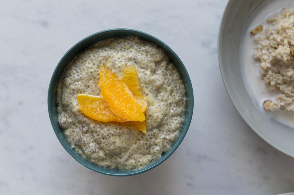 Nutritious Breakfasts featuring Quinoa, Chia & Tahini.Gluten Free. Vegan. Raw. Dairy Free.