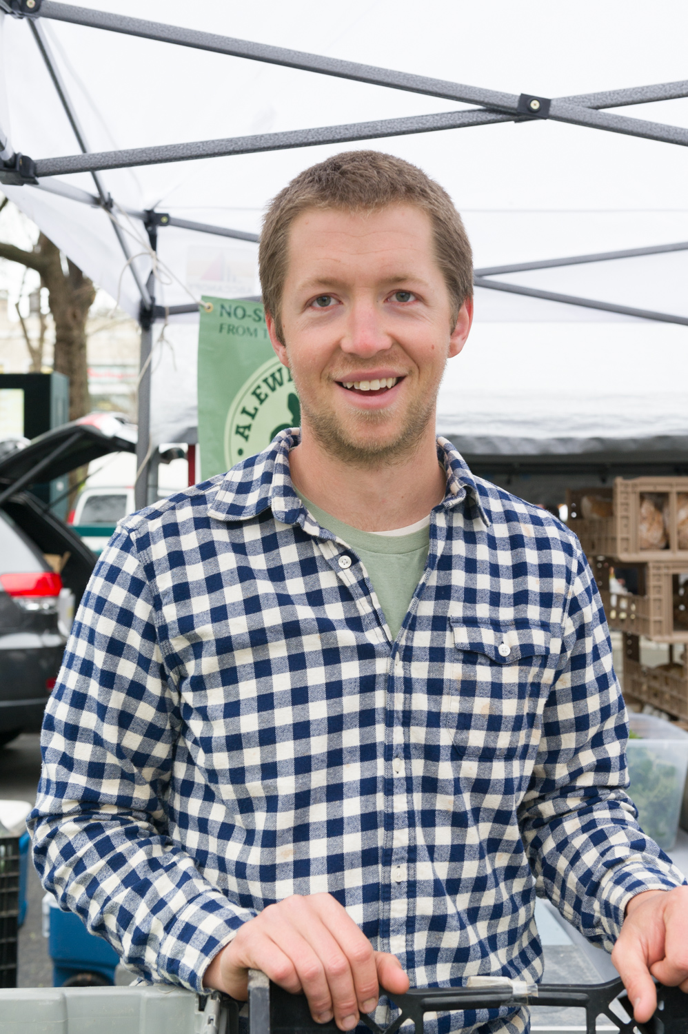 Interview with Tyler Dennis of Ale Wife Farm by Heather Cox of Eat Real Food