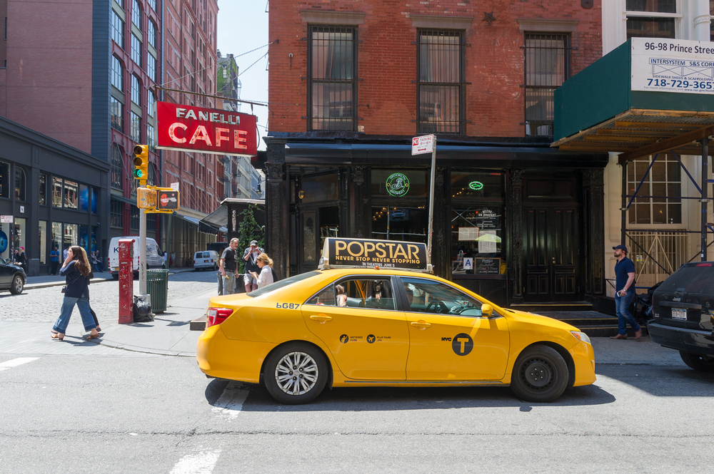 Soho, NYC travel guide by heather cox of Eat real Food