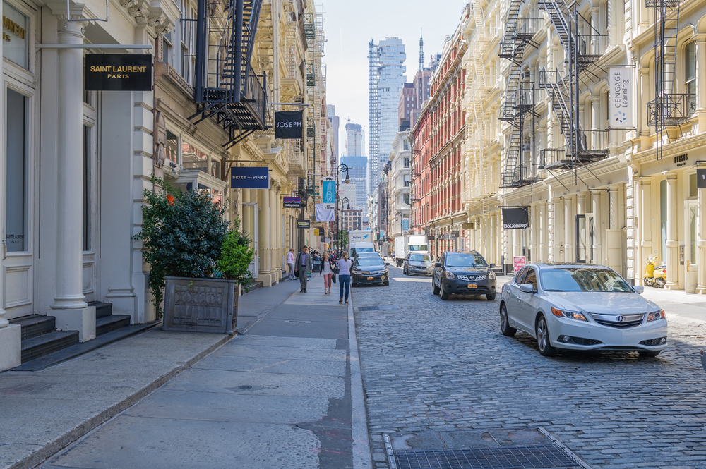 Soho NYC travel guide by Heather Cox of Eat Real Food