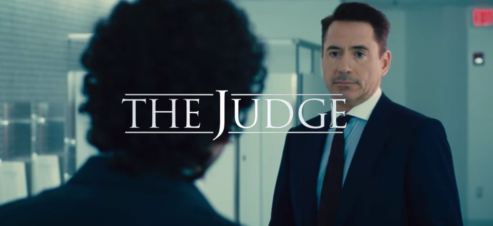 "Augustines' ""Walkabout"" in Warner Brothers, The Judge Trailers."