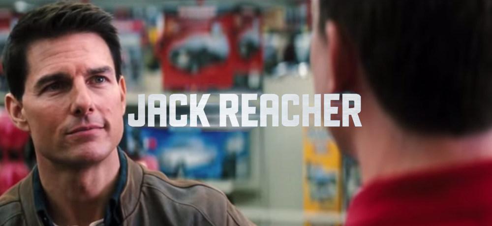 """Nico Vega's """"Beast"""" in Paramount Pictures, Jack Reacher promos."""