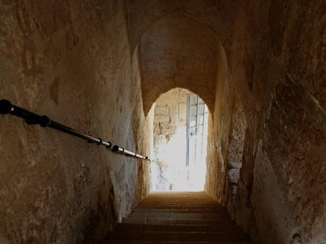 The passage.