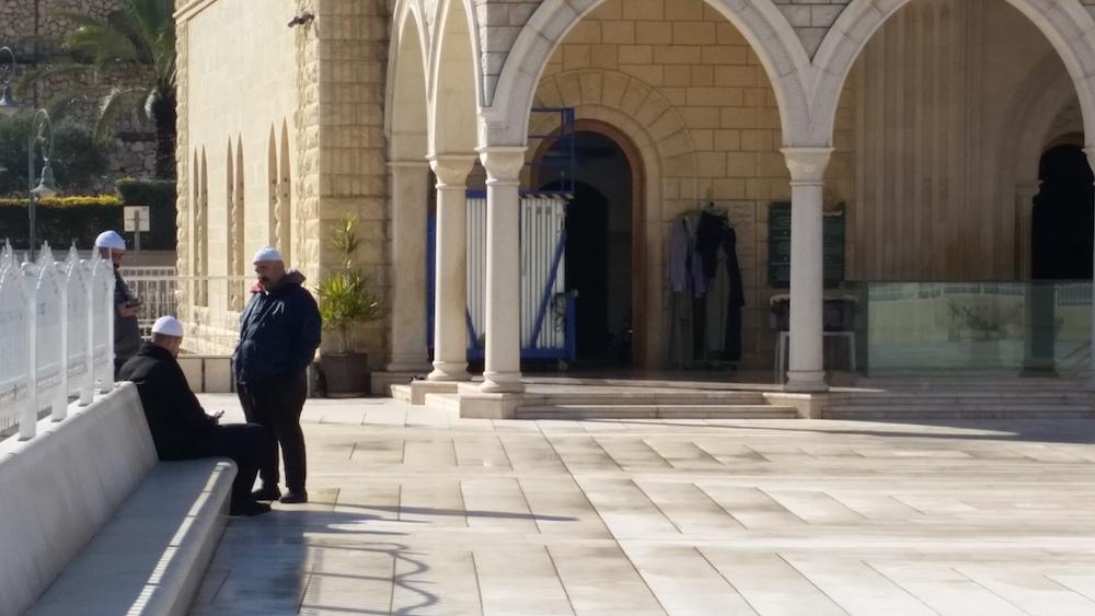 The Druze guardians of Nabi Shu'ayb.