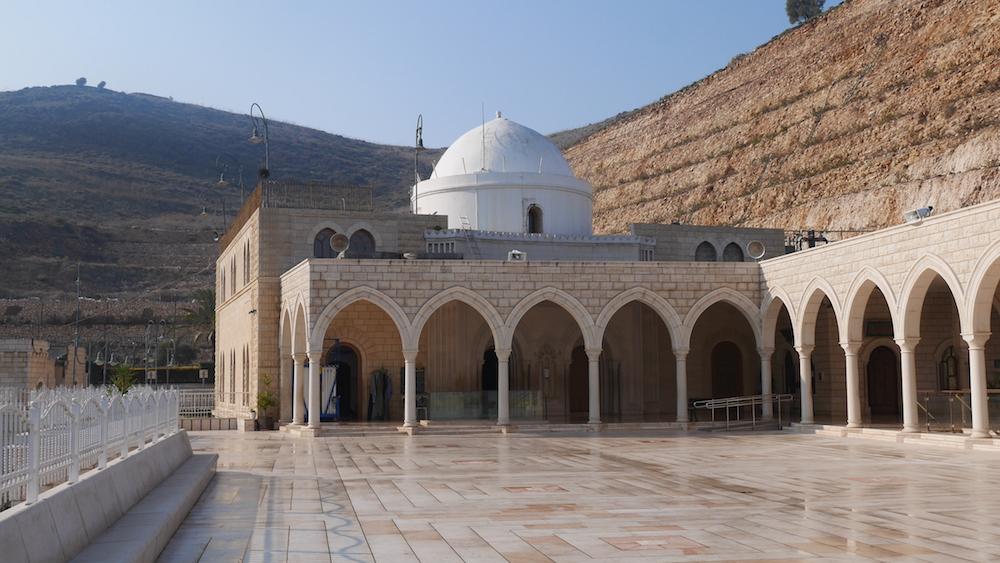 Tomb of Shuayb 1.JPG