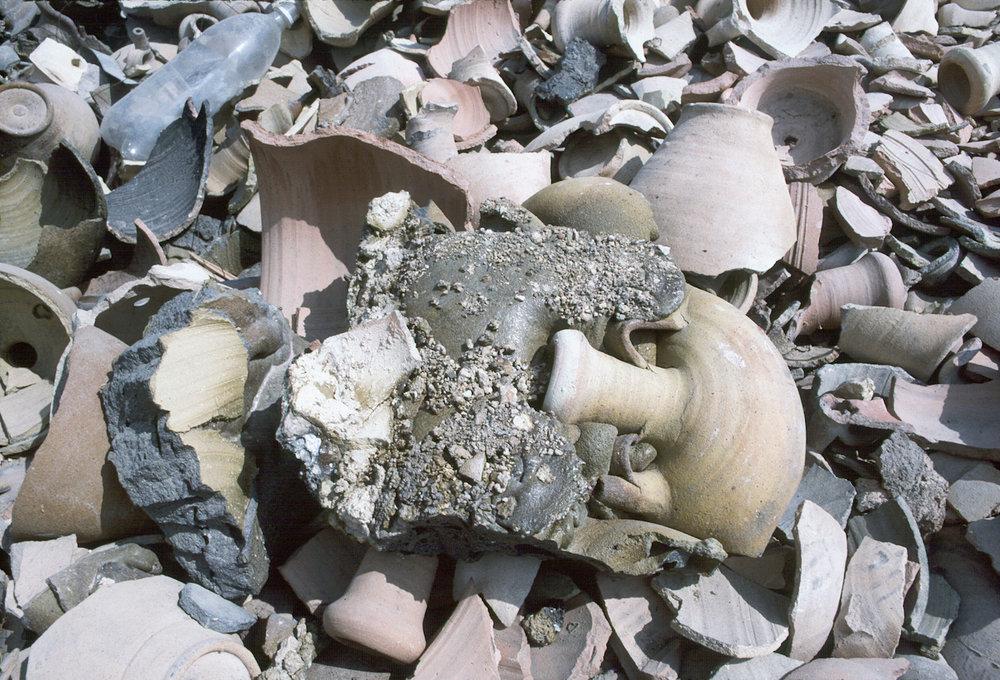 wasters outside kiln of Abu Ali.jpg