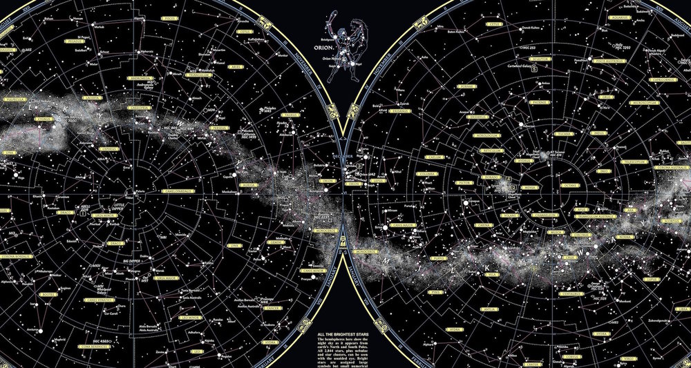 Starchart. Image from  here.