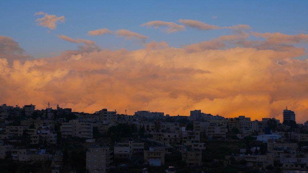 Bethlehem sunset.JPG