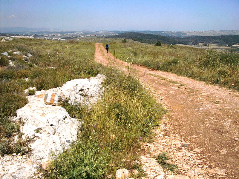 800px-Walking_the_Jesus_Trail.JPG