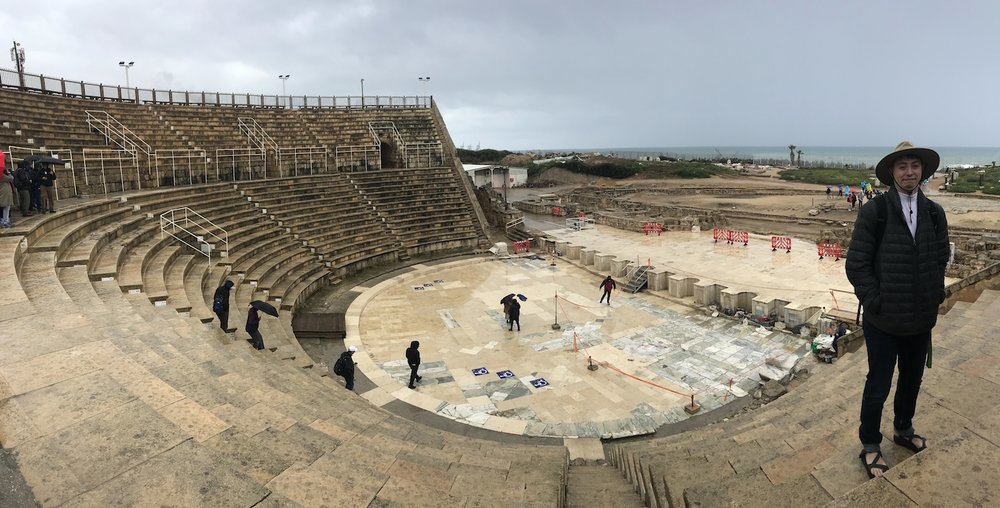 Sutherlin at Caesarea 2.jpg
