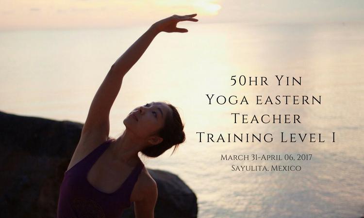Annie Au Yoga- Yin Yoga Teacher Training 2016