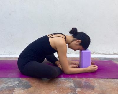 Annie Au Yin Yoga Butterfly
