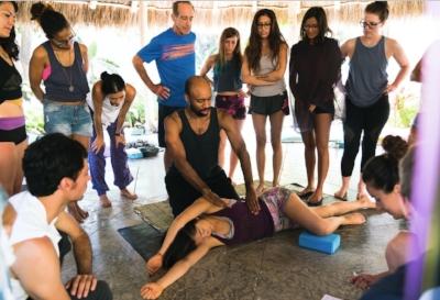Annie Au Yin Yoga Teacher Training Sayulita