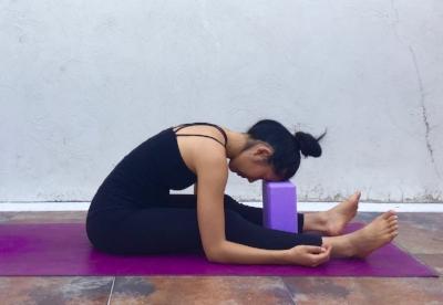 Annie Au Yin Yoga- Caterpillar