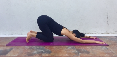 Annie Au Yin Yoga- Anahatasana