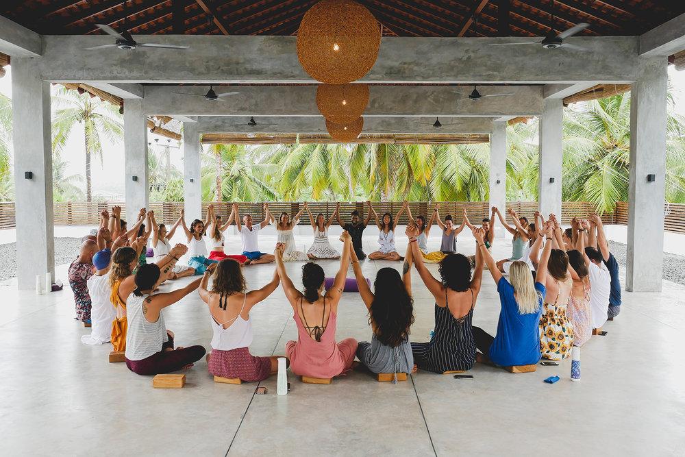 300hr Yin Yang Yoga Teacher Training Sri Lanka 2019