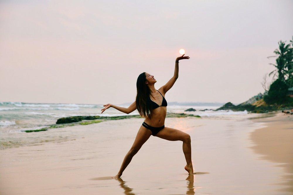 France Yin Yoga & Chinese Meridians Teacher Training Annie Au 2018