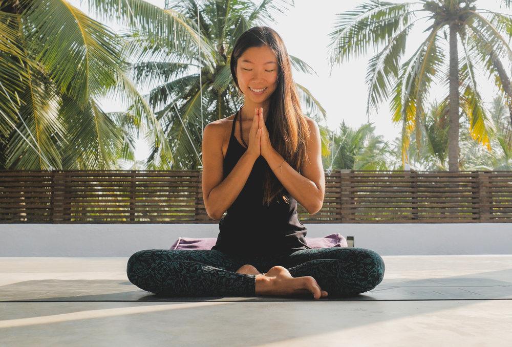 Annie Au Yin Yoga Teacher Training Mexico Sayulita August 2018