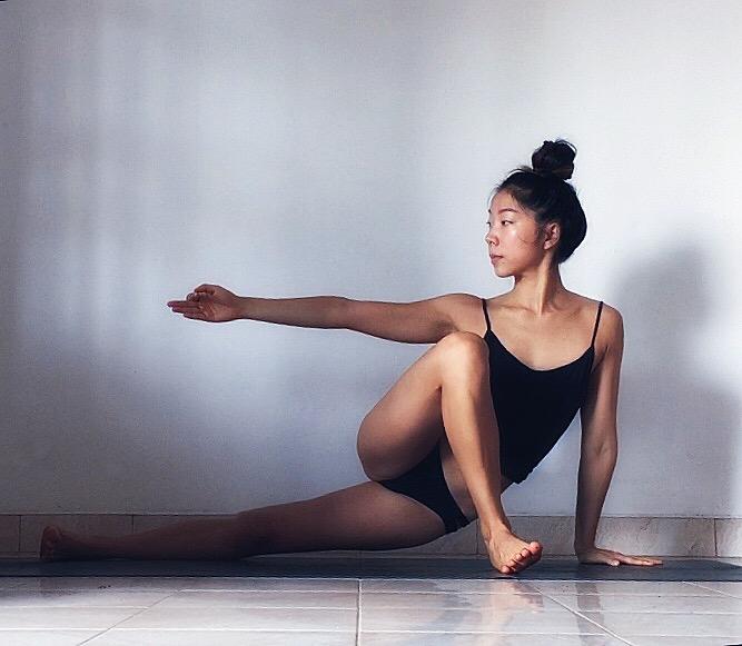Annie Au Yin Yoga Teacher Training Abu Dhabi 2019