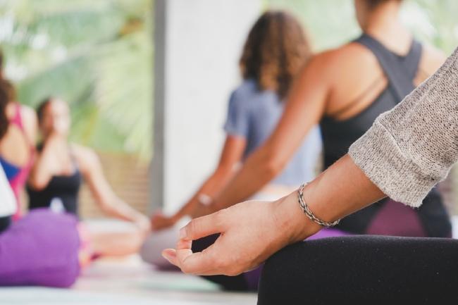 Annie Au Yin Yoga & Meridians Teacher Training 2019 Abu Dhabi